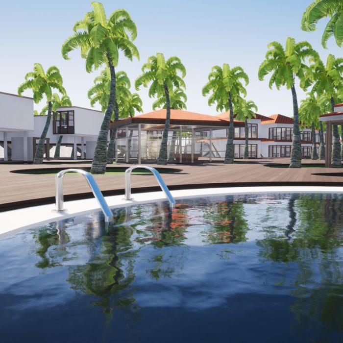 Projeto Hotel 5 estrelas